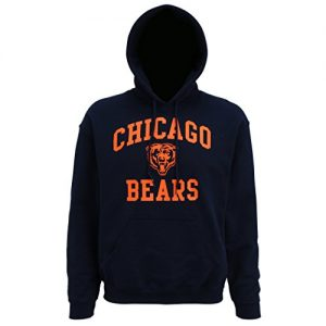 American-Sports-Merch-Chicago-Bears-Large-Graphic-Hoodie-Navy-L-0