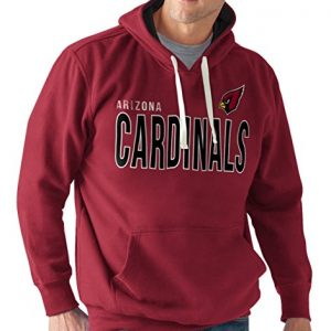 Arizona-Cardinals-NFL-Mens-G-III-All-Star-Hooded-Fleece-Sweatshirt-0