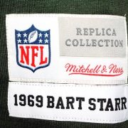 Bart-Starr-Green-Bay-Packers-NFL-Mitchell-Ness-Premier-Jersey-Trikot-Green-0-0