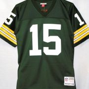 Bart-Starr-Green-Bay-Packers-NFL-Mitchell-Ness-Premier-Jersey-Trikot-Green-0