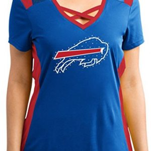 Buffalo-Bills-Womens-Majestic-NFL-Draft-Me-2-Jersey-Trikot-Top-Shirt-0