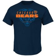 Chicago-Bears-Majestic-NFL-Of-Great-Value-Mens-Short-Sleeve-T-Shirt-0