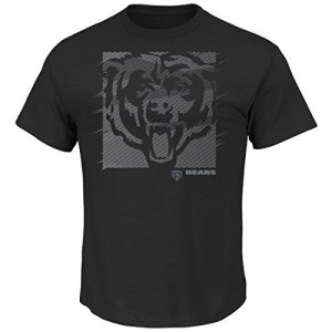 Chicago-Bears-Majestic-NFL-Right-Direction-Mens-Short-Sleeve-Premium-T-Shirt-0