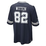 Dallas-Cowboys-Nike-Team-Farbe-Game-Jersey-Marineblau-Medium-82-Jason-Witten-0-0