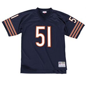 Dick-Butkus-Chicago-Bears-Mitchell-Ness-NFL-Throwback-Premier-Jersey-Trikot-Navy-0