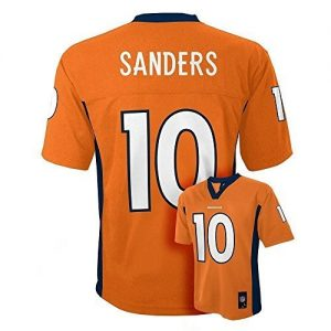 Emmanuel-Sanders-10-Denver-Broncos-NFL-Youth-Boys-Team-Color-Jersey-Orange-Size-8-Small-Sm-by-NFL-0