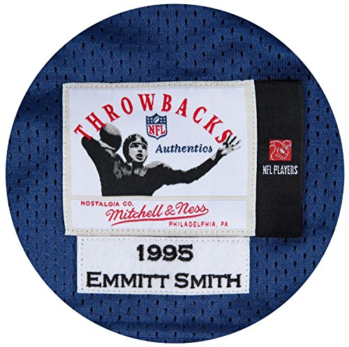 emmitt smith dallas cowboys mitchell ness authentic 1995. Black Bedroom Furniture Sets. Home Design Ideas