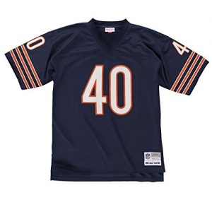 Gale-Sayers-Chicago-Bears-Mens-NFL-Mitchell-Ness-Premier-Navy-Jersey-Trikot-0