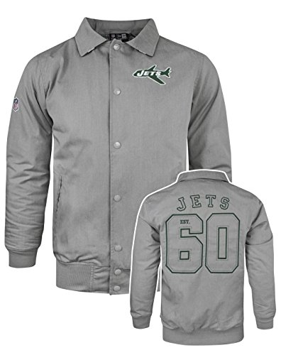 Herren-New-Era-New-York-Jets-Jacke-M-0
