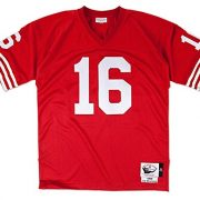 Joe-Montana-San-Francisco-49ers-Mitchell-Ness-Authentic-1989-Red-NFL-Jersey-Trikot-0-0