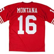 Joe-Montana-San-Francisco-49ers-Mitchell-Ness-Authentic-1989-Red-NFL-Jersey-Trikot-0-1