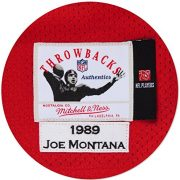Joe-Montana-San-Francisco-49ers-Mitchell-Ness-Authentic-1989-Red-NFL-Jersey-Trikot-0-2