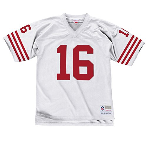 Joe-Montana-San-Francisco-49ers-Mitchell-Ness-Throwback-Premier-Trikot-Jersey-White-0