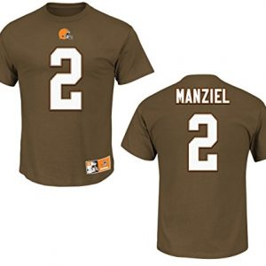 Johnny-Manziel-Cleveland-Browns-Majestic-NFL-Eligible-Receiver-II-Brown-T-Shirt-0