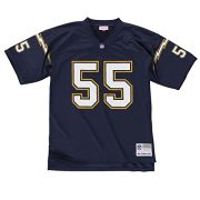 Junior-Seau-San-Diego-Chargers-Mens-NFL-Mitchell-Ness-Premier-Blue-Jersey-Trikot-0