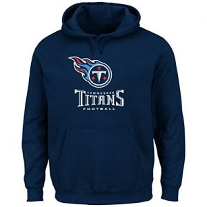 Majestic-Erwachsene-Hoody-NFL-Tennessee-Titans-Blau-XL-A3TTSS404NVY001XLG-0