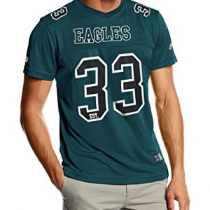 Majestic T-Shirt - Nfl Philadelphia Eagles Grapher Coach grün weiß ... c6809a153