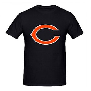 Merry-Emperor-Chicago-Bears-Crew-Neck-NFL-Logo-Mens-T-Shirts-Sport-0