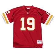 Mitchell-Ness-Joe-Montana-Kansas-City-Chiefs-Replica-Throwback-NFL-Trikot-Rot-XXL-0-0