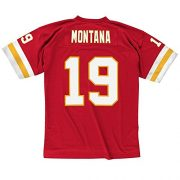 Mitchell-Ness-Joe-Montana-Kansas-City-Chiefs-Replica-Throwback-NFL-Trikot-Rot-XXL-0-1