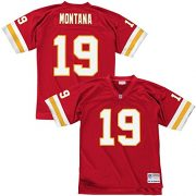 Mitchell-Ness-Joe-Montana-Kansas-City-Chiefs-Replica-Throwback-NFL-Trikot-Rot-XXL-0