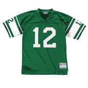 Mitchell-Ness-Joe-Namath-New-York-Jets-Throwback-NFL-Trikot-Grn-XL-0-1