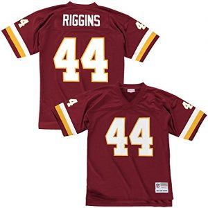 Mitchell-Ness-John-Riggins-Washington-Redskins-Throwback-NFL-Trikot-Rot-XL-0