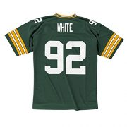 Mitchell-Ness-Reggie-White-Green-Bay-Packers-Throwback-NFL-Trikot-Grn-XXL-0-1