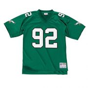Mitchell-Ness-Reggie-White-Philadelphia-Eagles-Throwback-NFL-Trikot-Grn-XL-0-0