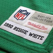 Mitchell-Ness-Reggie-White-Philadelphia-Eagles-Throwback-NFL-Trikot-Grn-XL-0-2