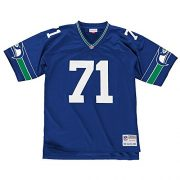 Mitchell-Ness-Walter-Jones-Seattle-Seahawks-Replica-Throwback-NFL-Trikot-Blau-M-0-0