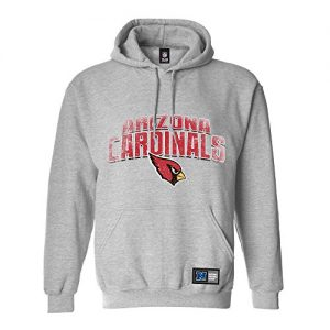 NFL-Arizona-Cardinals-Lawley-Hoody-Grau-Medium-0