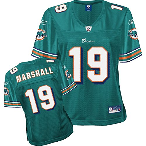 nfl football jersey trikot damen ladies miami dolphins. Black Bedroom Furniture Sets. Home Design Ideas