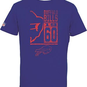 NFL-Football-T-Shirt-BUFFALO-BILLS-established-1960-Roedy-in-XXL-2XL-0
