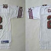 NFL-Football-Trikot-Jersey-SAN-FRANCISCO-49ers-Nate-Clements-21-white-in-XL-X-LARGE-0