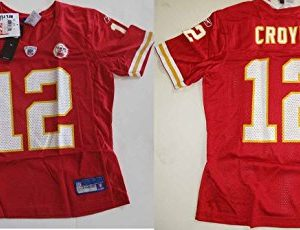 NFL-Football-TrikotJersey-DamenWomen-KANSAS-CITY-CHIEFS-Brodie-Croyle-12-in-XL-0