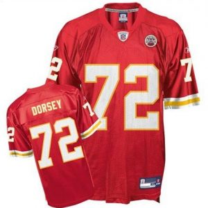 NFL-Football-TrikotJersey-KANSAS-CITY-CHIEFS-Dorsey-72-rot-in-MEDIUM-M-0