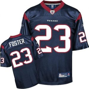 NFL-Football-TrikotJersey-ONFIELD-HOUSTON-TEXANS-Arian-Foster-23-navy-in-sz56-XXXL-3XL-0