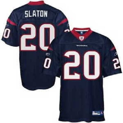 NFL-Football-TrikotJersey-ONFIELD-HOUSTON-TEXANS-Steve-Slaton-navy-in-sz-50-in-XL-X-LARGE-0