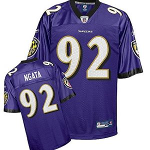 NFL-Football-TrikotJersey-Premier-BALTIMORE-RAVENS-Ngata-92-purple-in-S-SMALL-0