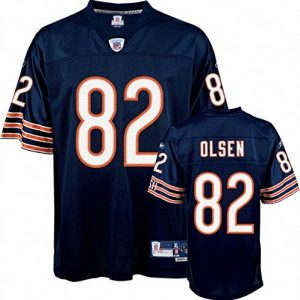 NFL-Football-TrikotJersey-Premier-CHICAGO-BEARS-Greg-Olsen-82-navy-in-S-SMALL-0