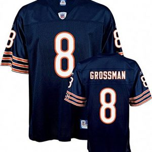 NFL-Football-TrikotJersey-Premier-CHICAGO-BEARS-Rex-Grossman-8-navy-in-L-LARGE-0
