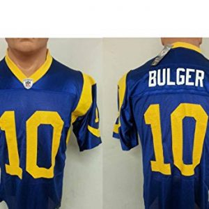 NFL-Football-TrikotJersey-St-LOUIS-RAMS-Marc-Bulger-10-in-L-LARGE-0