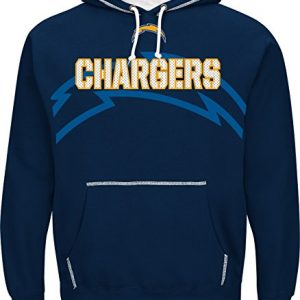 NFL-Hooded-SweaterHoodyHoodie-SAN-DIEGO-CHARGERS-SEAM-PASS-in-L-LARGE-0
