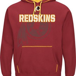 NFL-Hooded-SweaterHoodyHoodie-WASHINGTON-REDSKINS-SEAM-PASS-in-L-LARGE-0