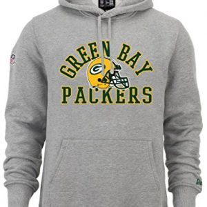 New-Era-NFL-COLLEGE-PO-GREEN-BAY-PACKERS-Hoodie-light-grey-heather-XL-0