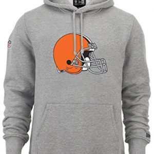 New-Era-NFL-Team-Logo-Cleveland-Browns-Hoodie-heather-grey-XL-0