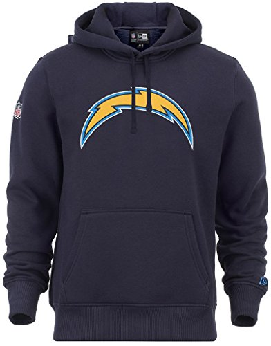 New-Era-NFL-Team-Logo-San-Diego-Chargers-Hoodie-navy-S-0