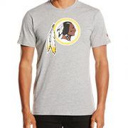 New-Era-T-Shirt-NFL-Team-Logo-Tee-Washington-Redskins-Heather-Grey-L-11073648-0