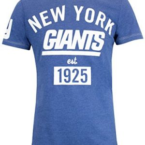 New-York-Giants-Herren-NFL-T-Shirt-Large-0